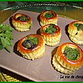 Bouchees d'escargots