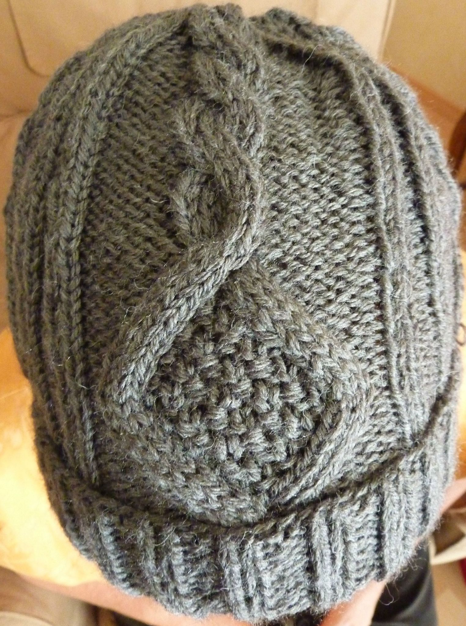 Bonnet TWIST Camel