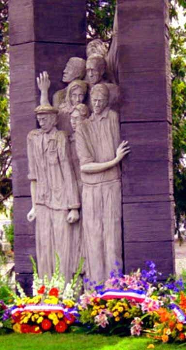 Monument de Sorgues (C.Teissier)