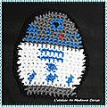 Serial crocheteuses & more n°308 : le robot