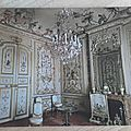 Chantilly - chateau - la singerie