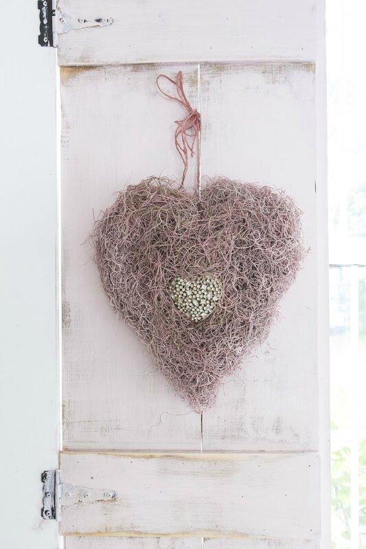 un coeur de parme