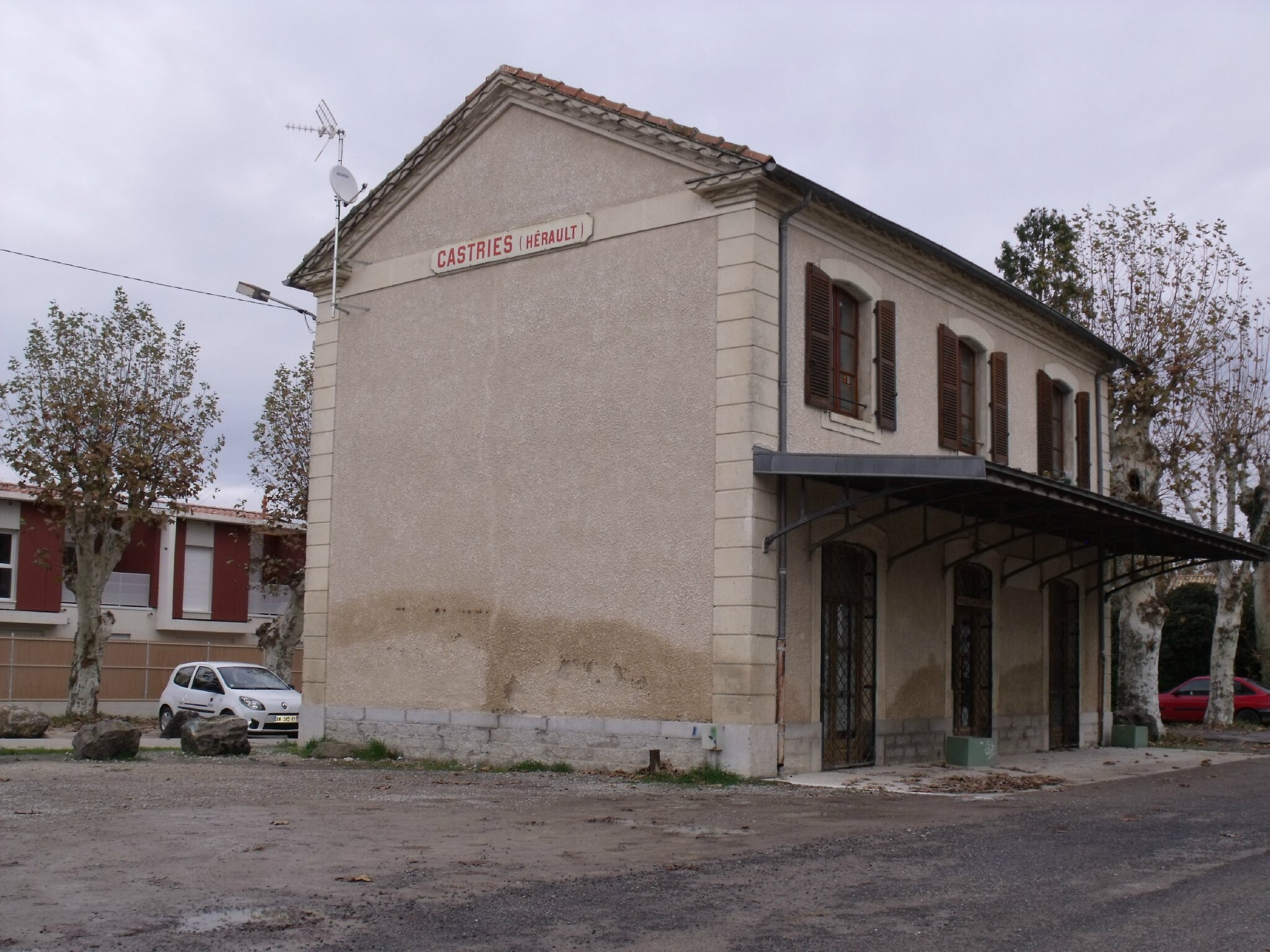 Castries (Hérault - 34) 1