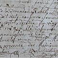 ROBERT Marie Laurence_Acte Décès 1758