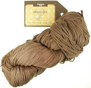 araucania pomaire solid brown Copie
