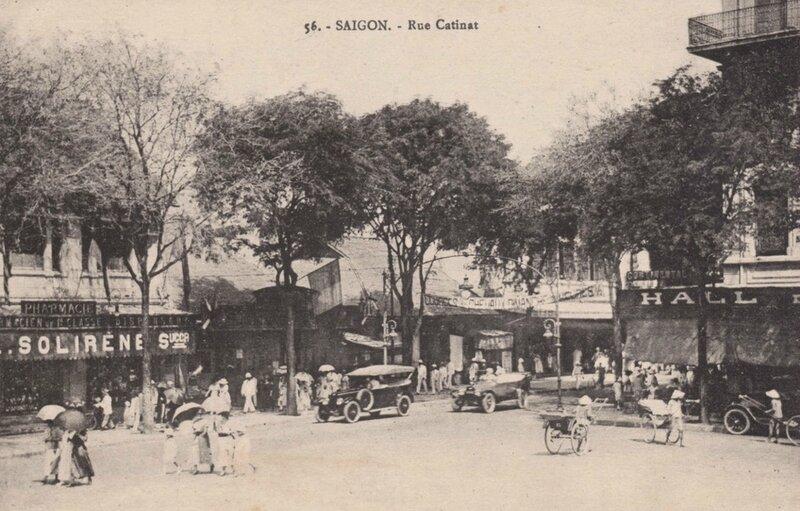 Saïgon rue Catinat
