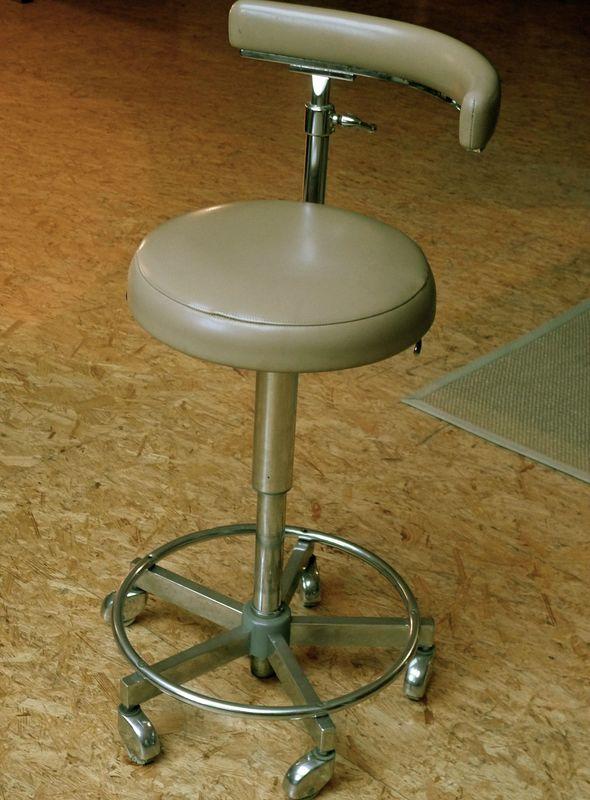 tabouret industriel by ufo unique furniture objects. Black Bedroom Furniture Sets. Home Design Ideas