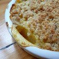 Crumble d't...tant pis