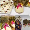 les plumés fourrés, 3-6 mois