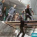 Eric Divergent movie