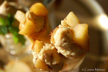 Cornet_fois_gras_et_pommes_cuites