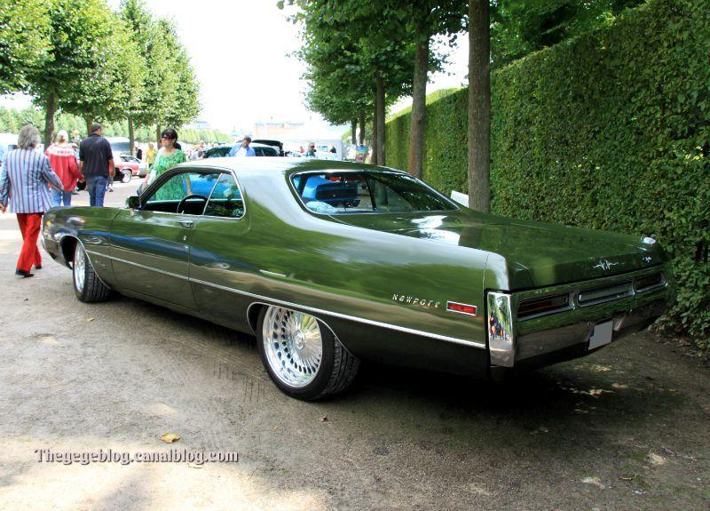 La Chrysler Newport 2door Hardtop Coup 233 De 1971 9 232 Me