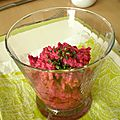 Coleslaw tout rose