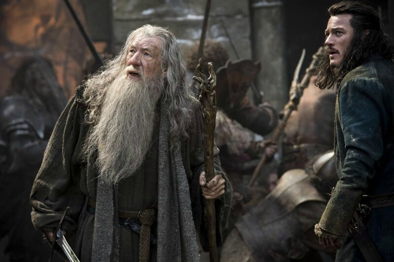 Gandalf The Hobbit Battle of the five armies movie