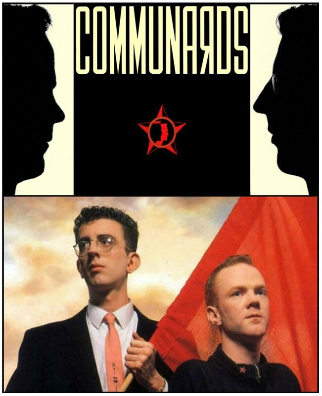 Communards 25july86