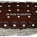Gâteau léger chocolaté