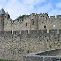Carcassonne et la légende de dame carcas