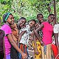 Tanzanie : des jeunes filles fuient l'excision