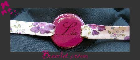 braceletprenom