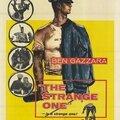 Demain ce seront des hommes. the strange one. jack garfein. 1957