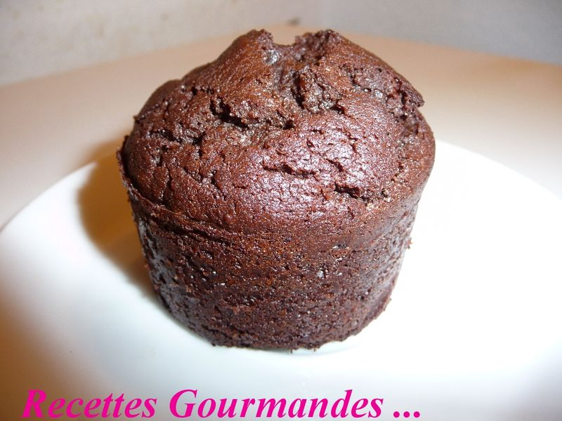 recette muffin au chocolat fondant. Black Bedroom Furniture Sets. Home Design Ideas