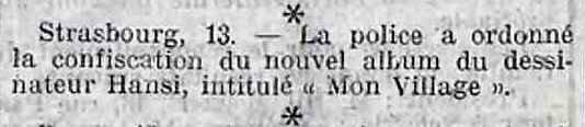 Hansi journal de Liège 14 02 14