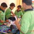Bake sale organised by pyp and myp students - 17 october 2008-