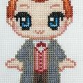 Mini-série hp grille 13 : arthur weasley (edit du 22 nov 2012)