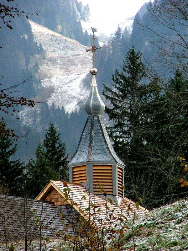 chapelle de vallon