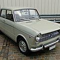 Fiat 1100 r berlina 1966-1969