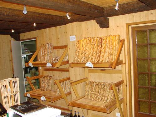 2007 10 24 Le pain chez Lionel Verilhac au Mazet St Voy