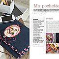 Ce mois-ci dans le magazine passion couture créative n°11