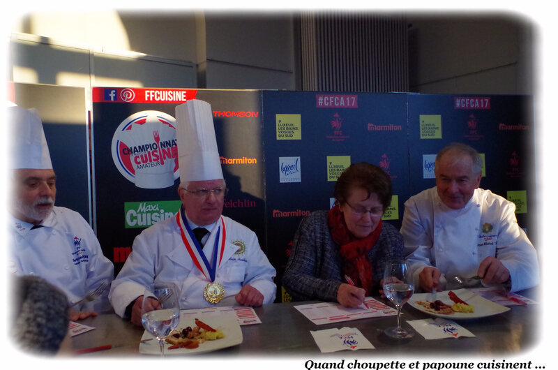 concours culinaire FFC- 2376