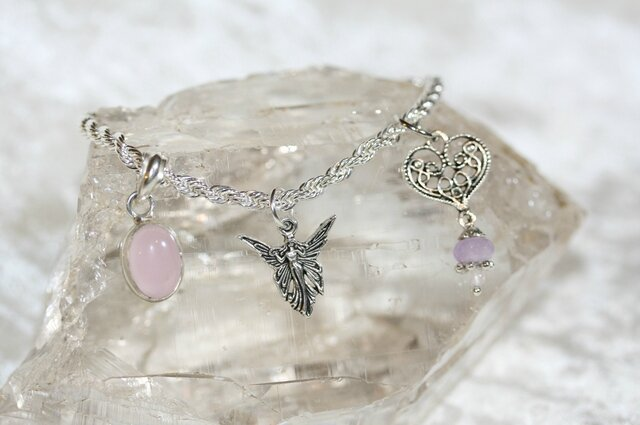 bracelet fee quartz rose3