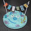 Un monstrueux anniversaire #4