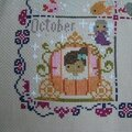 Stitch along once upon a time octobre