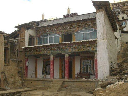 Monastere Songzanlin, Zhongdian