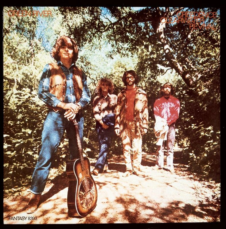CCR Green-River
