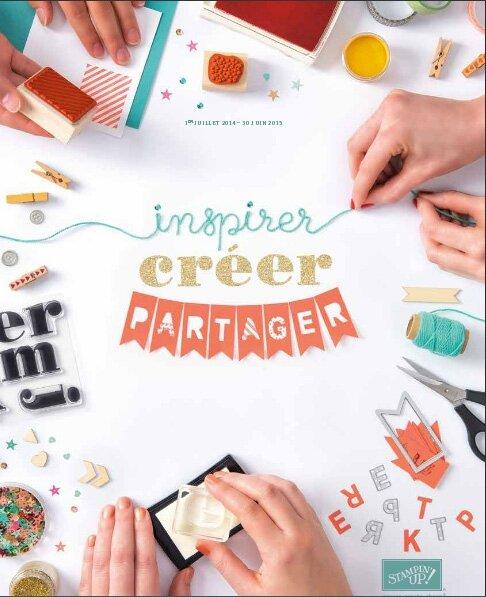 Nouveau catalogue annuel Stampin'up est arrivé !!!!!!!!!!!!