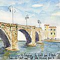 Pont à Limoux