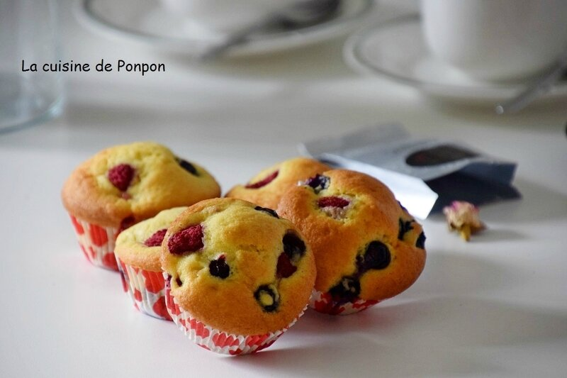 muffin fruits rouges (5)