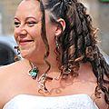 collier et bijoux de cheveux de Anne 11juin 2011