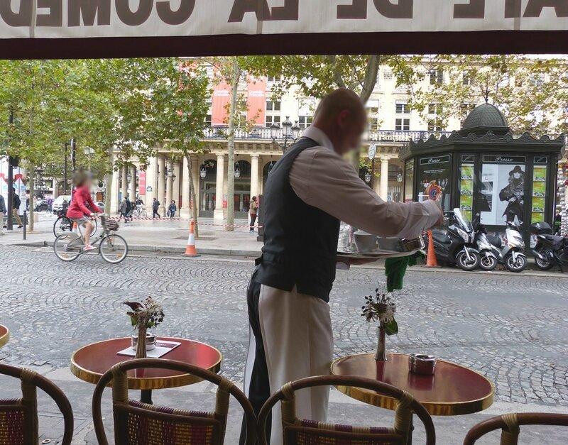 TERRASSE CAFE DE LA COMEDIE