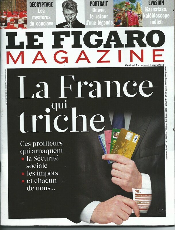 La TRICHE Figaro 9