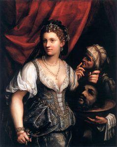 GALIZIA FEDE-1595 Judith-Ringling Museum of Art Floride