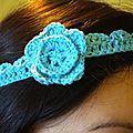 Diy - tuto headband au crochet