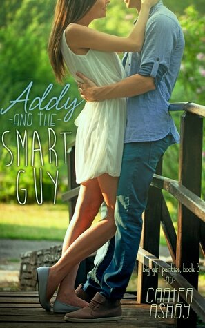 Addy And The Smart Guy (Big Girl Panties #3) by Carter Ashby (ARC provided via NetGalley for an honest review)