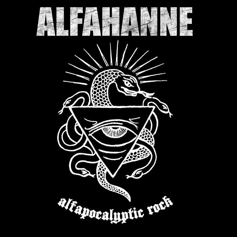 ALFAHANNEalfapocalypticRock