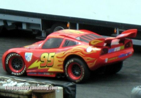 Flash McQueen (Eurodisney) 02