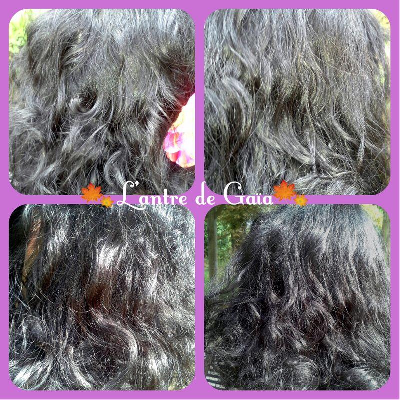 article - Poudre Colorante Cheveux